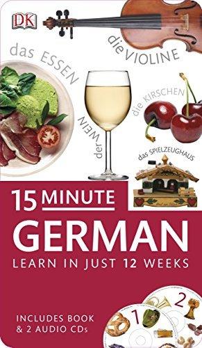 15-minute German (Eyewitness Travel