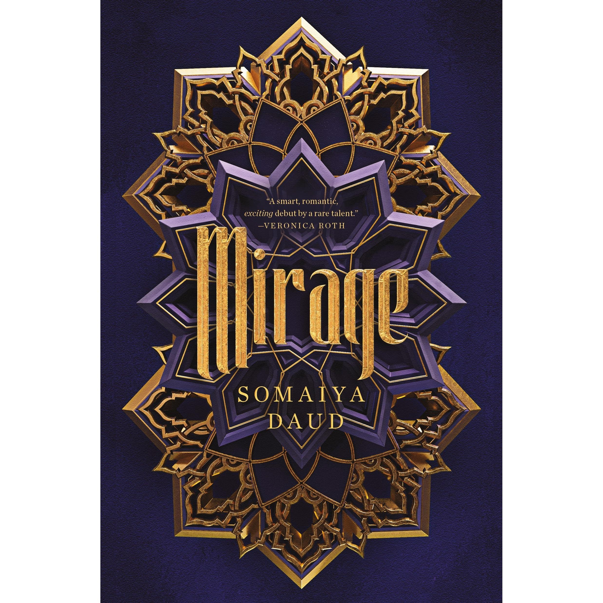 2fe048de Mirage (Mirage, #1) by Somaiya Daud