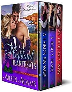 Highland Heartbeats Boxed Set: Books 1-3