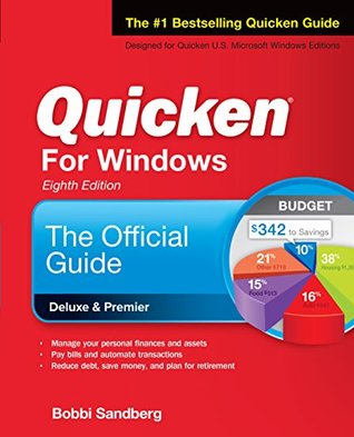 Quicken for Windows: The Official Guide
