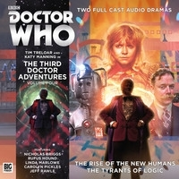 Doctor Who: The Third Doctor Adventures, Volume 04