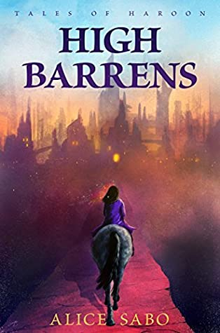 High Barrens (Tales of Haroon #1)