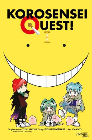 Korosensei Quest 1 by Yūsei Matsui