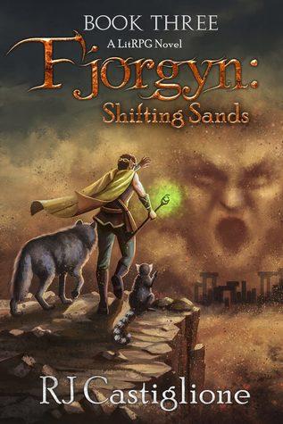 Shifting Sands (Fjorgyn #3)
