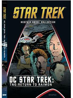 DC Star Trek: TNG: Return To Raimon