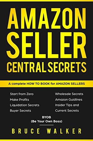 how to be a amazon seller
