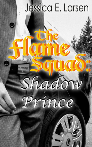 Shadow Prince (The Flame Squad #2)