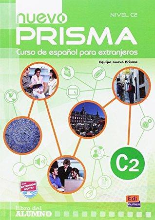 Nuevo Prisma C2 Student's Book Plus Eleteca