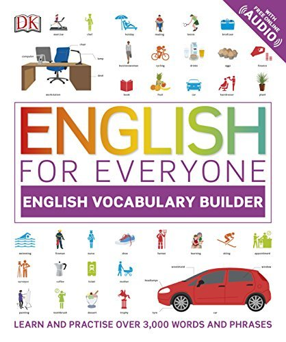 english for everyone english vocabulary builder DK