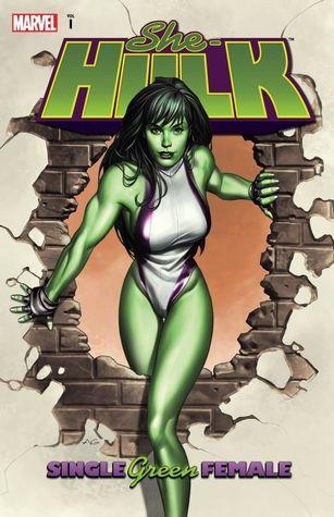She-Hulk, Volume 1: Single Green Female