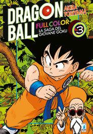 Dragon Ball Full Color La Saga Del Giovane Goku 3 By Akira Toriyama