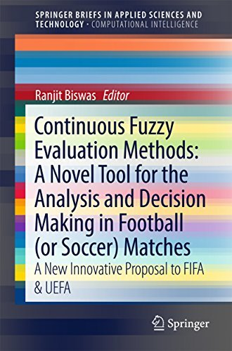 Continuous Fuzzy Evaluation Methods A Novel Tool for the Analysis and Decision Making in Football (or Soccer) Matches