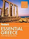 Fodor's Essential Greece: with the Best Islands (Full-color Travel Guide Book 1)