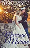 A Marriage for the Marine (Brush Creek Brides, #7)