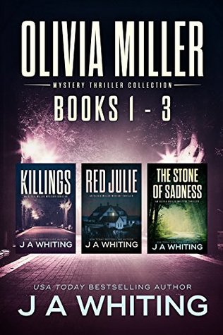 Olivia Miller Mystery Thriller Collection Books 1 - 3