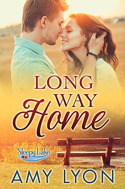 Long Way Home (Sleepy Lake Romance, #1)