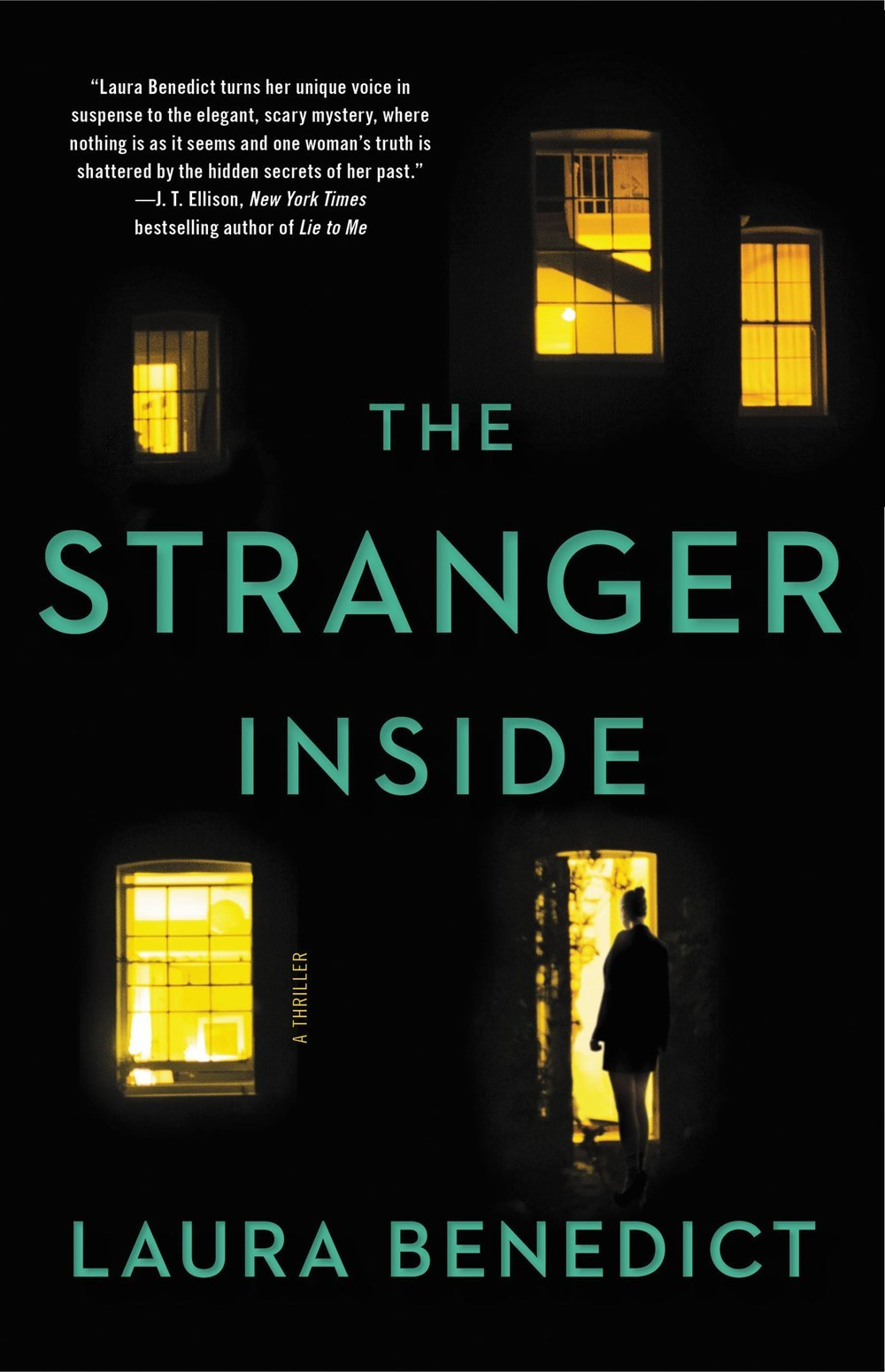The Stranger Inside by Laura Benedict