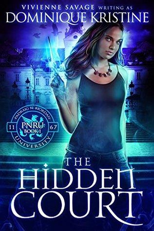 Hidden Elements: An Urban Fantasy Romance (The Elements Series Book 2)