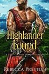 Highlander Found (Highlander In Time, #1)