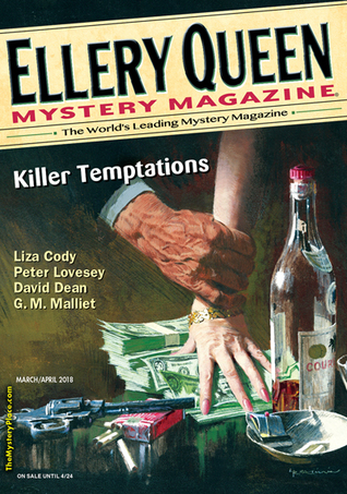 Ellery Queen's Mystery Magazine March/April 2018 Vol. 151 Nos. 3 & 4 Whole Nos. 918 & 919