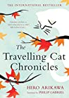 Book cover for The Travelling Cat Chronicles