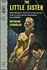 Book cover for The Little Sister (Philip Marlowe, #5)