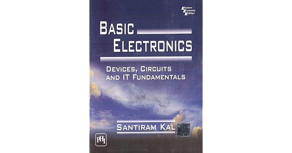 Basic Electronics by Santiram Kal