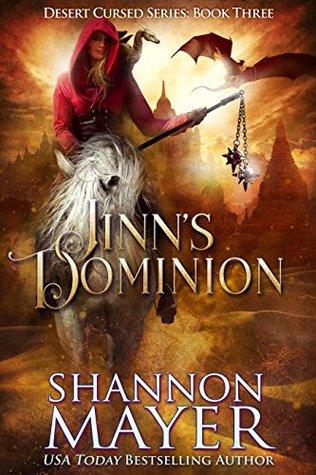 Jinn's Dominion (Desert Cursed, #3)