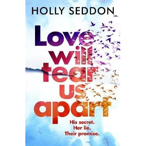 Love will tear us apart the totally captivating new novel from the love will tear us apart the totally captivating new novel from the author of try not to breathe by holly seddon fandeluxe Image collections
