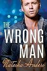 The Wrong Man (Alpha Men, #3)