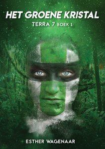 Het groene kristal by Esther Wagenaar