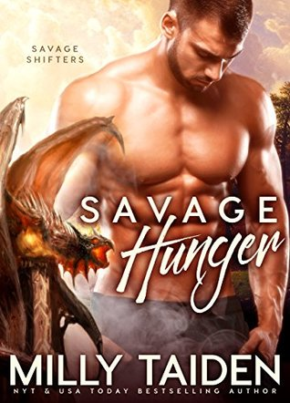 Savage Hunger (Savage Shifters, #3)