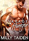Savage Hunger (Savage Shifters, #3)