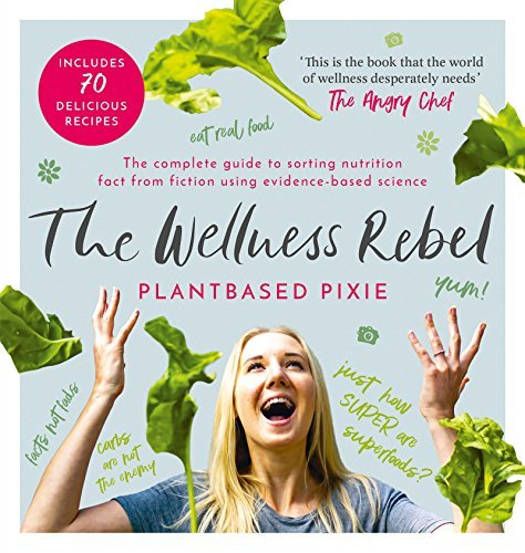 The Wellness Rebel - Plantbased Pixie