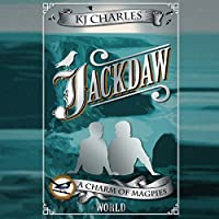 Jackdaw (The World of A Charm of Magpies)