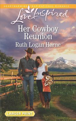 Her Cowboy Reunion (Shepherd's Crossing, #1)