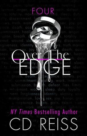 Over the Edge (The Edge, #4)