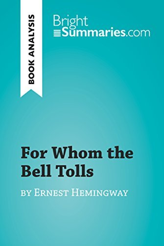 For Whom the Bell Tolls-Ernest Hemingway