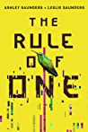 Book cover for The Rule of One (The Rule of One, #1)