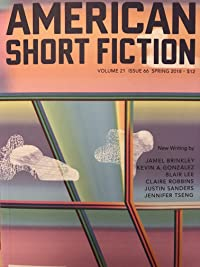 American Short Fiction Volume 21 Issue 66