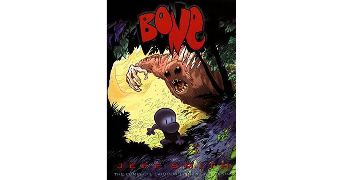fd64c09045625 Bone  The Complete Edition by Jeff Smith