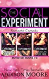 The Social Experiment Boxed Set (The Social Experiment, #1-3)