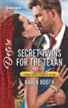 Secret Twins for the Texan (Texas Cattleman's Club: The Impostor, #7)