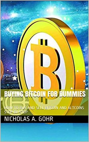 Buying bitcoins for dummies betting links sports
