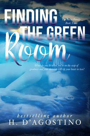 Finding the Green Room  (The Sutter Family, #3)