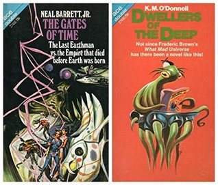 Good O'Donnell 1970 The Gates Of Time / Dwellers Of The Deep Ace Double K.M