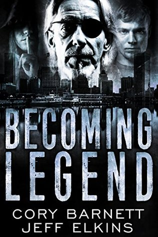 Becoming Legend (The Defense of Reality #4)