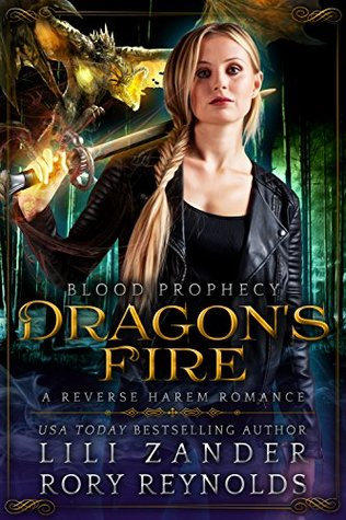 Dragon's Fire (Blood Prophecy, #1 To #5)
