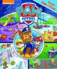 First Look and Find:  Paw Patrol