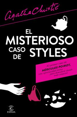 El misterioso caso de Styles (Hercule Poirot #1)